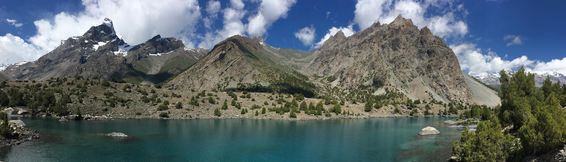 © Tadjikistan, juin 2018